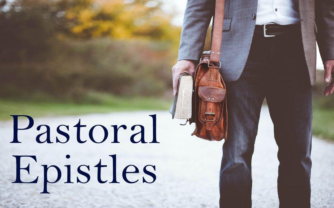 Pastoral Epistles